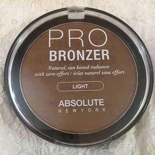 Pro Bronzer New - Absolute New York
