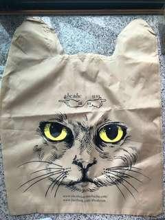 Cat 🐱 環保袋 ~ free