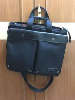 Calvin Klein HH1010 Flight Nylon Messenger Bag