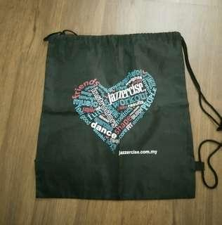 Drawstring bag - free with purchase