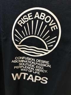w)taps wtaps rise above