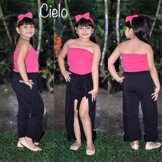 CIELO TERNO FOR KIDS 💕
