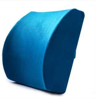 Lumbar Support Back Support with Elastic BN Blue Black