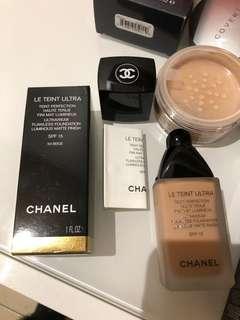 New Chanel foundation 50 beige