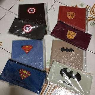 [SPECIAL SET 2] SUPERHERO SET > A5 NOTEBOOK WITH PENCIL CASE