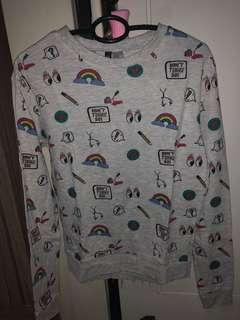 H&M Fancy Sweater
