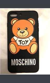 Moschino Iphone 7 Plus Cover