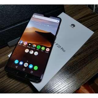 [Local Set] Huawei P20 Pro 128GB 6GB Pearl White