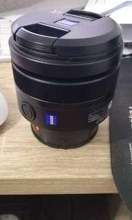Sony Zeiss 85mm f1.4 planar A mount