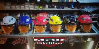 YEMA OPEN FACE HELMET