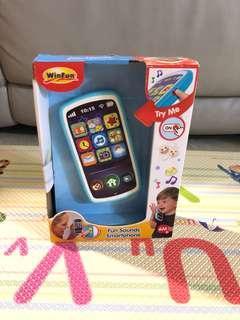🚚 Toy phone