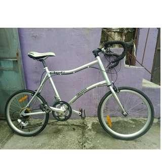 DEFI ALLOY MINI VELO 14 SPEED (FREE DELIVERY AND NEGOTIABLE!) not folding bike