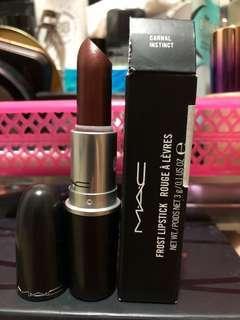 MAC Lipstick in Carnal Instinct BRAND NEW!!!