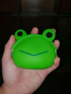 Cute Froggy Silicone Coin Pouch