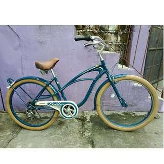 GRAND BRILLER BEACH CRUISER (FREE DELIVERY AND NEGOTIABLE!) not folding bike