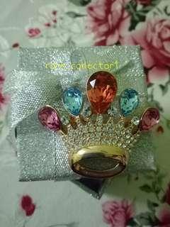 Crown Korean Brooch (High Quality) #DEC50