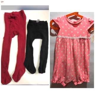 Carters/Baby Gap & Zara set
