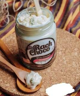 RACH CHOCO WHITE CHOCOLATE