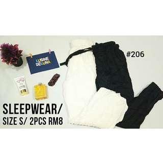 Sleepwear Pants#206