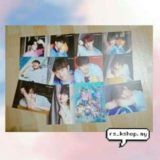 [READYSTOCK] WANNA ONE SUMMER PACKAGE MINI BROMIDE