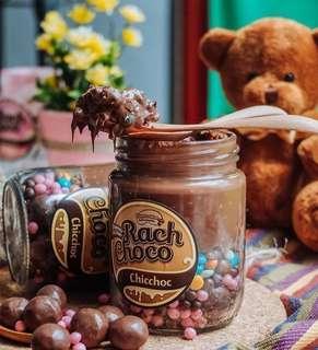 RACH CHOCO MILK CHOCOLATE