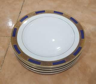 royal ming Japan cake plate 6