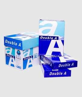 Double A4 210x297mm /White /70gsm /500 sheets