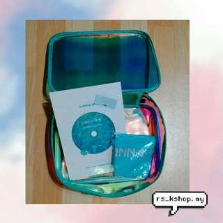 [READYSTOCK] WANNA ONE SUMMER PACKAGE