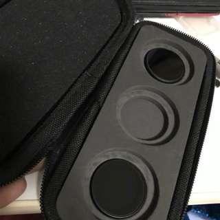 Polar Pro ND Filters for DJI Phantom4 [ND4 + ND8]