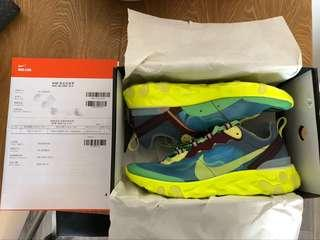 nike react element 87 undercover US9.5