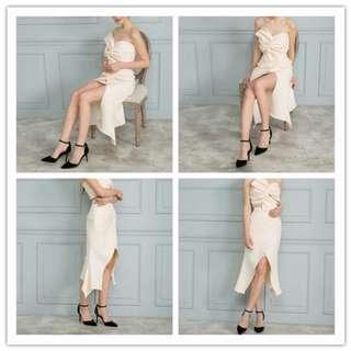 BNIP Daphne Elegant Black Pointed High Heels