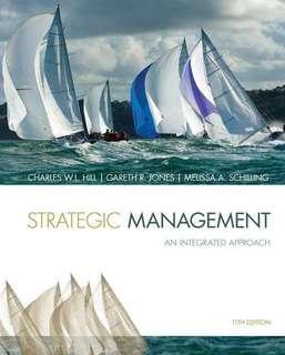 Strategic management 策略管理 11版(含運)