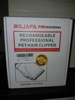 Pet hair clipper