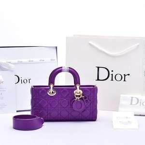 Tas Christian Dior Wanita Ori Leather