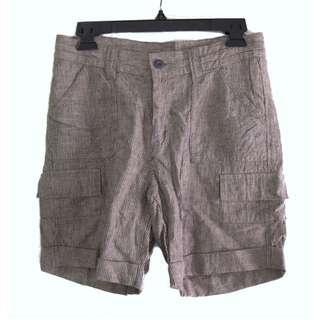 Uniqlo Linen Shorts