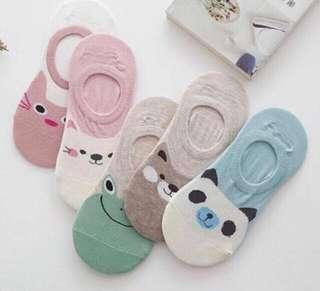 Cute Printed Socks @30 each