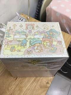 Little Twin Stars 首飾盒 全新