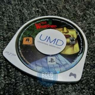 The Warriors UMD Game for Sony PSP Playstation Portable
