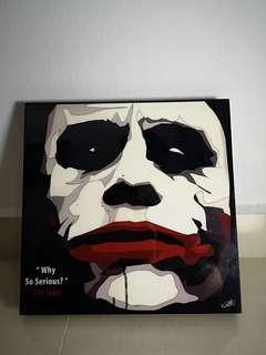 The Joker Pop Art