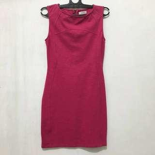 Pull And Bear Mini Dress