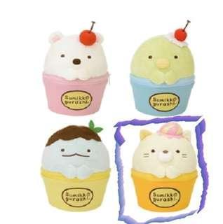 [Juniorcloset] 🆕️ authentic Sumikko gurashi ice cream pouch storage container
