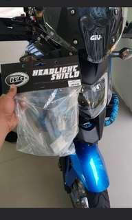 R&G promotion for Honda NC750X