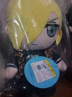 Yuri Plisetsky of Yuri on Ice anime stuff toy