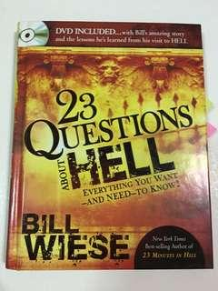 23 Questions About Hell by Bill Wiese