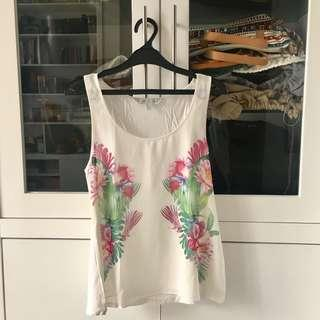 [REPRICE] Forever New Flower Top