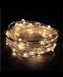 Fairy Lights 2m/5m Static/ Flash LED