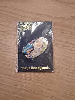 Disney Toy Story巴斯光年襟章(絕版)