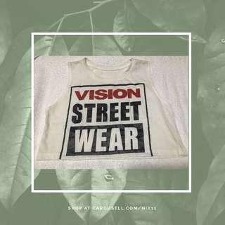Vision Street Wear Crop Top