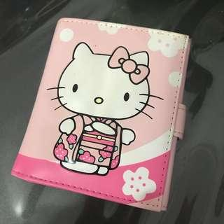 🚚 Kitty粉紅日系錢包