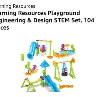 [FreeMail] Learning Resources STEM Playground $40